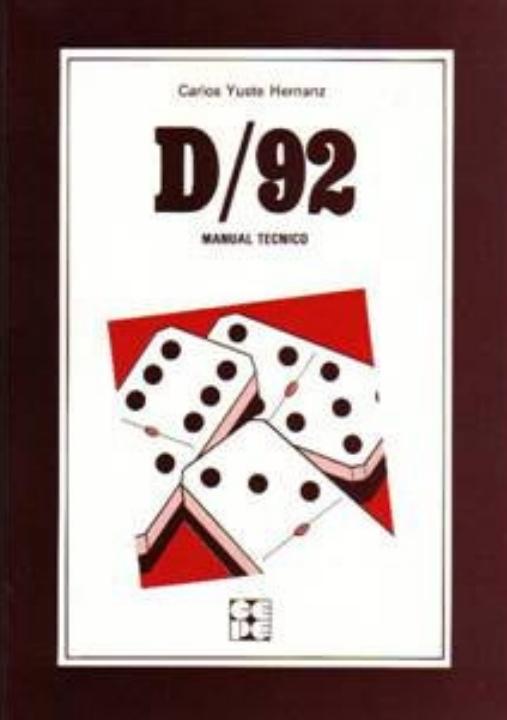 D/92. Elemental, Medio y Superior. 10 – 18 años.