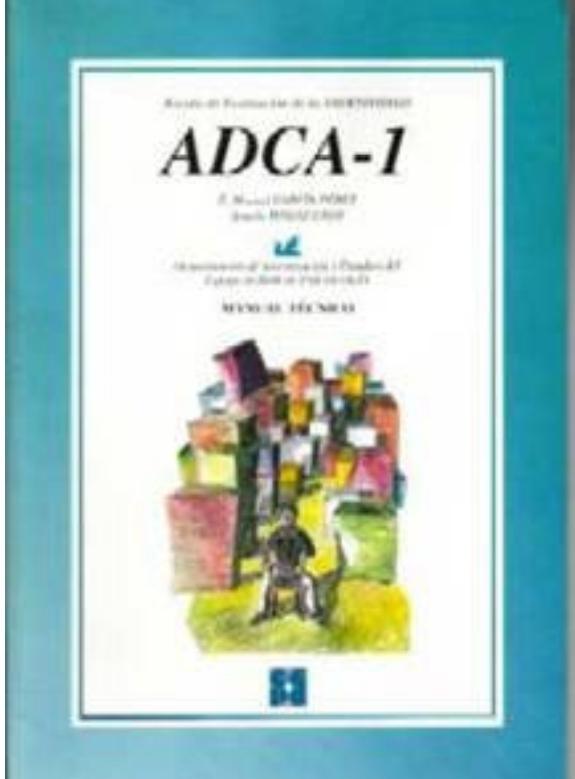 ADCA-1. Escala de Evaluación de la Asertividad