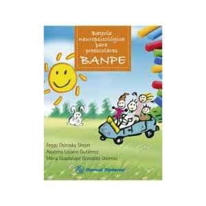 BANPE Batería Neuropsicológica para Preescolares.
