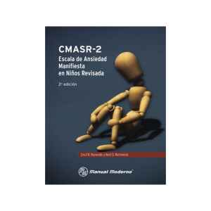 CMASR-2 Escala de ansiedad manifiesta en niños 2