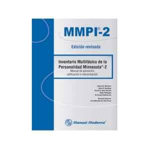 MMPI-2 Inventario Multifásico de la personalidad Minnesota-2 Revisada
