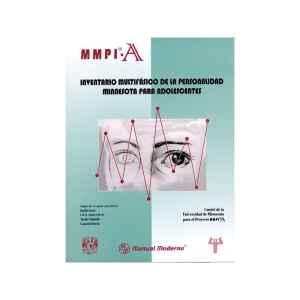 MMPI A – Inventario Multifasico de la Personalidad Minnesota para Adolescentes