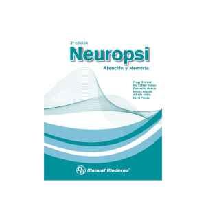 NEUROPSI Atención y Memoria 3a ed.