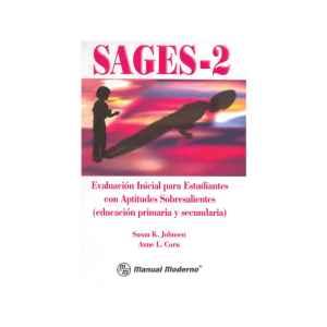 SAGES-2 Evaluación inicial para estudiantes con aptitudes sobresalientes