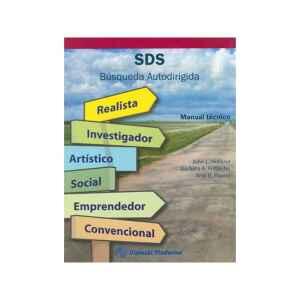 SDS Búsqueda autodirigida. Forma J