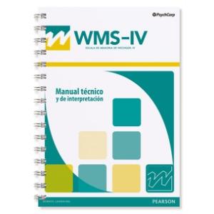 WMS IV – Escala de Memoria de Wechsler -IV