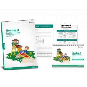 BOEHM-3 Preescolar, Test Boehm de Conceptos básicos – 3 Preescolar