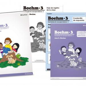 BOEHM-3, Test Boehm de Conceptos básicos – 3