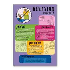 Afiche Anti Bullying