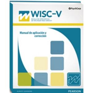WISC-V, Escala de Inteligencia de Wechsler para niños – V