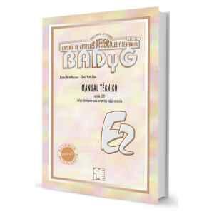 BADYG E2 Bateria de aptitudes diferenciales y generales