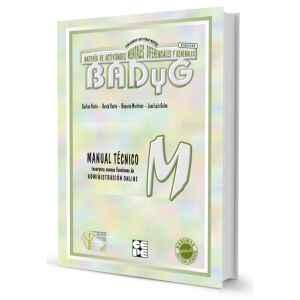 BADYG M – Bateria de aptitudes diferenciales y generales