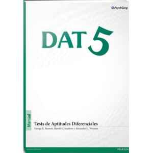 DAT 5 Test de Aptitudes Diferenciales