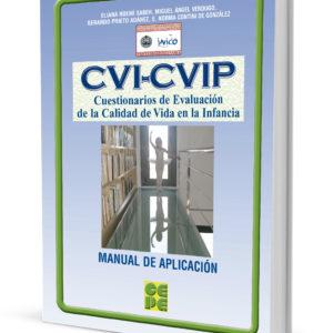 CVI-CVIP Cuestionario de Evaluación de la Calidad de Vida en la Infancia.