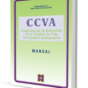 CCVA Cuestionario de Evaluación de la Calidad de Vida de Alumnos Adolescentes