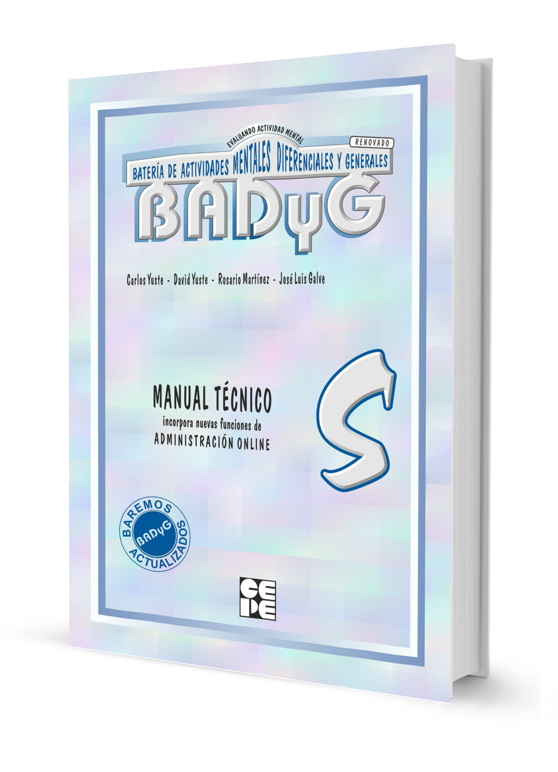 BADYG S – Bateria de aptitudes diferenciales y generales