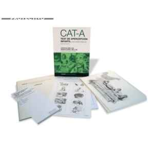 CAT A -TEST DE APERCEPCION INFANTIL CON FIG. DE ANIMALES
