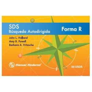 SDS Electrónica – Búsqueda autodirigida. Forma R