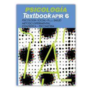 Textbook APIR 6 – Psicología Social Psicología de la Salud
