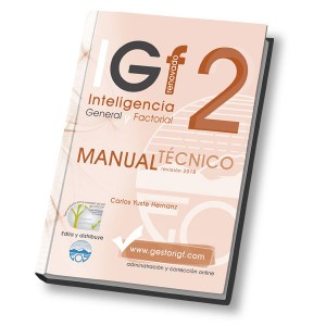IGF-2R Inteligencia General y Factorial