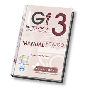 IGF-3R Inteligencia General y Factorial