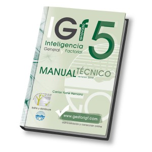 IGF-5R Inteligencia General y Factorial