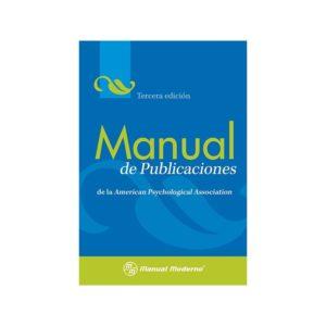 Manual de publicaciones de la APA