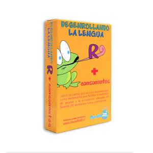 Desenrollando la lengua R- consonantes