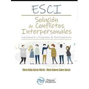 ESCI Solución de conflictos interpersonales Cuestionario y programa de entrenamiento