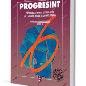 PROGRESINT Programas para la  Estimulación de las habilidades de la  Inteligencia. 12-16 años
