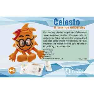 Celesto El monstruo Antibullying
