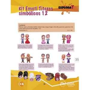 kit Títeres Simbólicos (12)