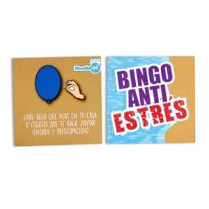 Bingo Antiestrés.