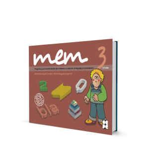 Mem 3. Programa para la Estimulación de la memoria, la atención, el lenguaje y el razonamiento69300