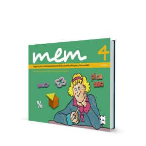 Mem 4. Programa para la Estimulación de la memoria, la atención, el lenguaje y el razonamiento