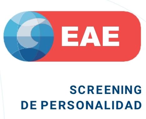 EAE – Screening de Personalidad