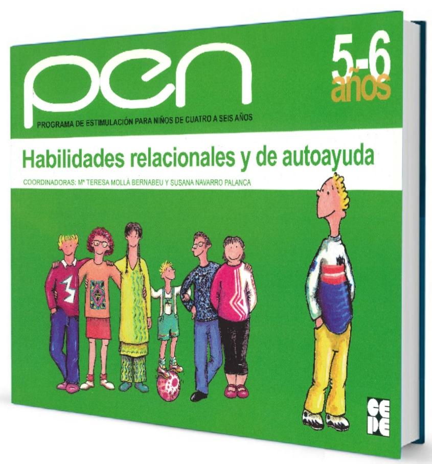 PEN 5-6 años: Habilidades relacionales y de autoayuda