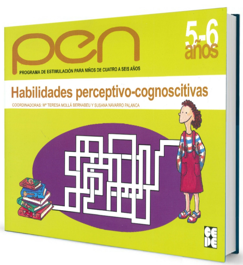 PEN 5-6 años: Habilidades Perceptivo-Cognoscitivas