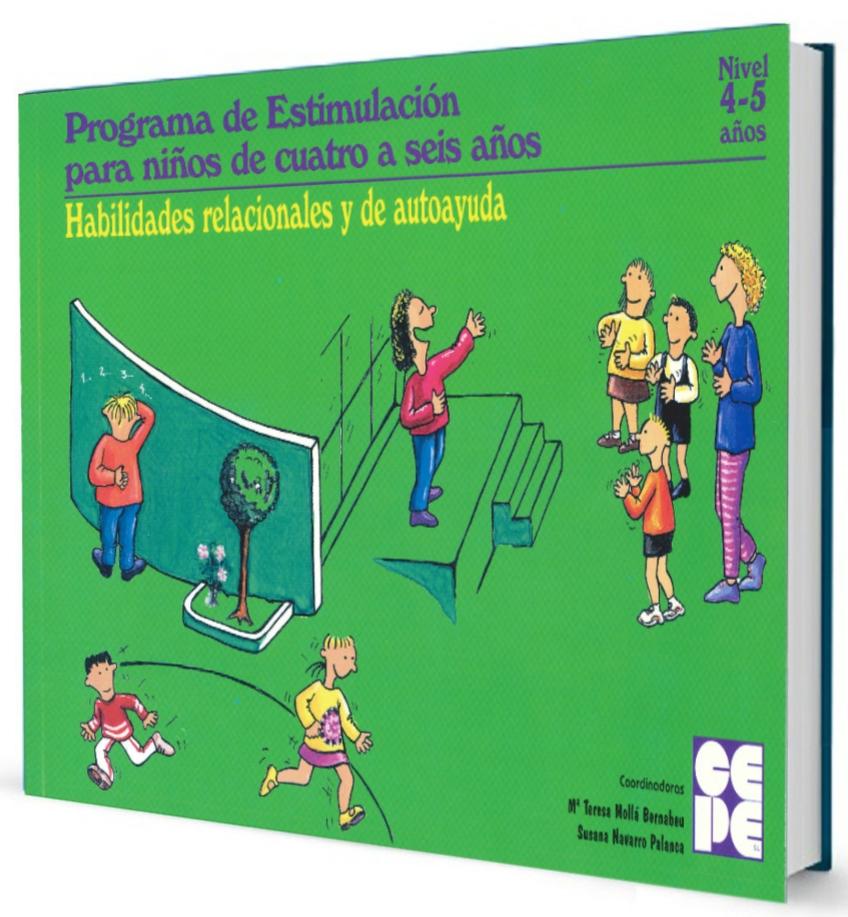 PEN 4-5 años: Habilidades Relacionales y de Autoayuda