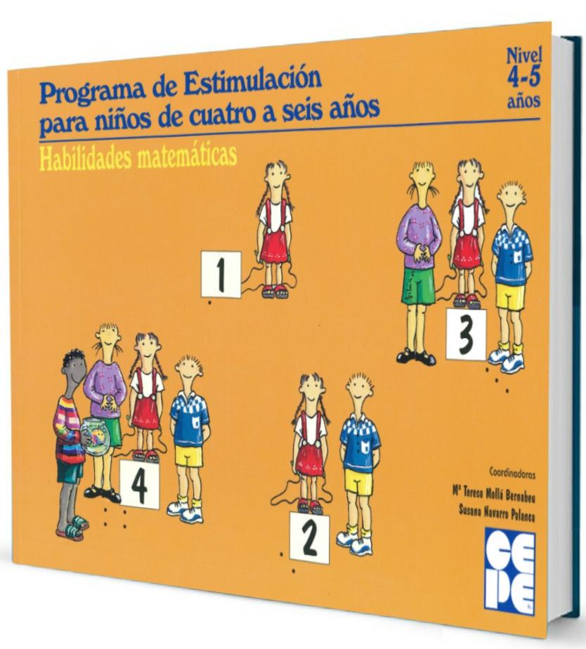 PEN 4-5 años: Habilidades Matemáticas