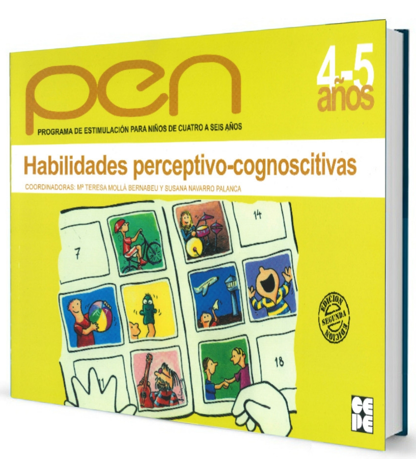 PEN 4-5 años: Habilidades Perceptivo-Cognoscitivas