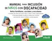 Manual de inclusión para niños con discapacidad