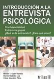 Introducción a la entrevista psicológica confidencial.